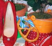 Schuh an Breze