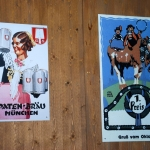 Plakate antik