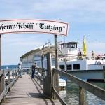 Museumsschiff Tutzing, da bin ich gern!
