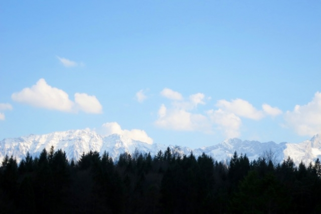 Wettersteinpanorama