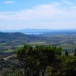 Landschaft um Arezzo