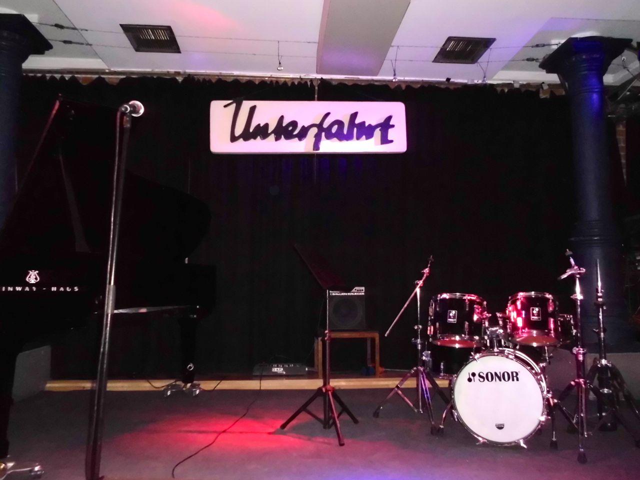 Unterfahrt – guter Jazzclub
