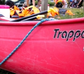 Der Trapper …