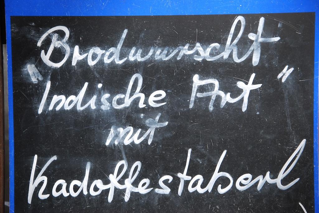 Exotenwurst