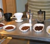 Kaffeesorten und Zubereitung