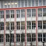 50er-Jahre-Fassade