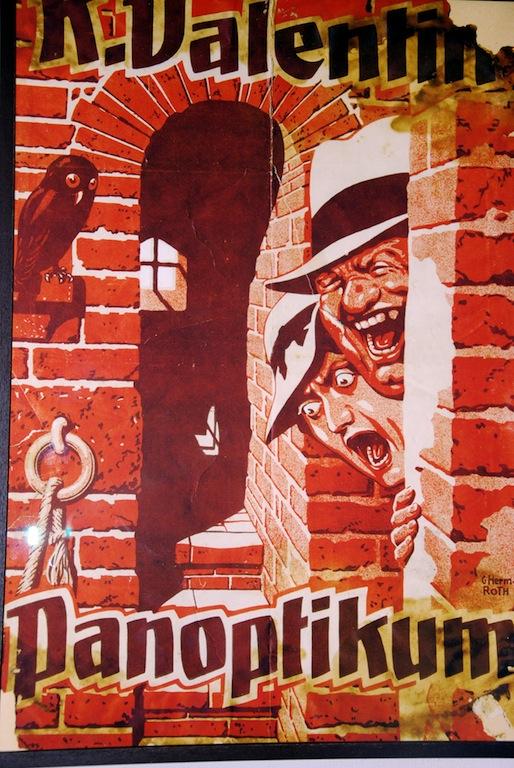 Panoptikum-Plakat