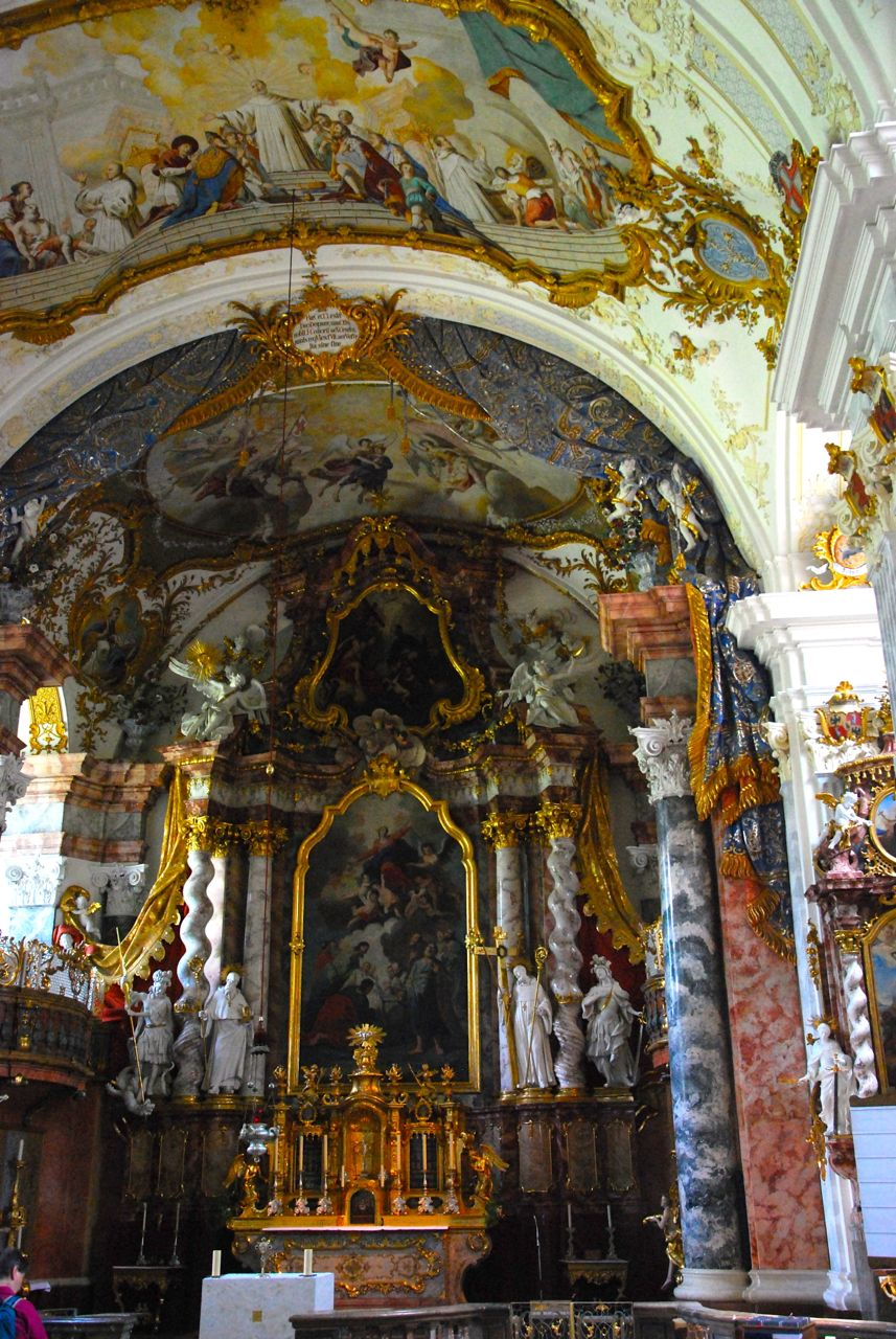 Klosterkirche Raitenhaslach