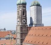 Vom Rathausturm