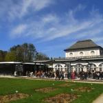 Café im Botanischen Garten