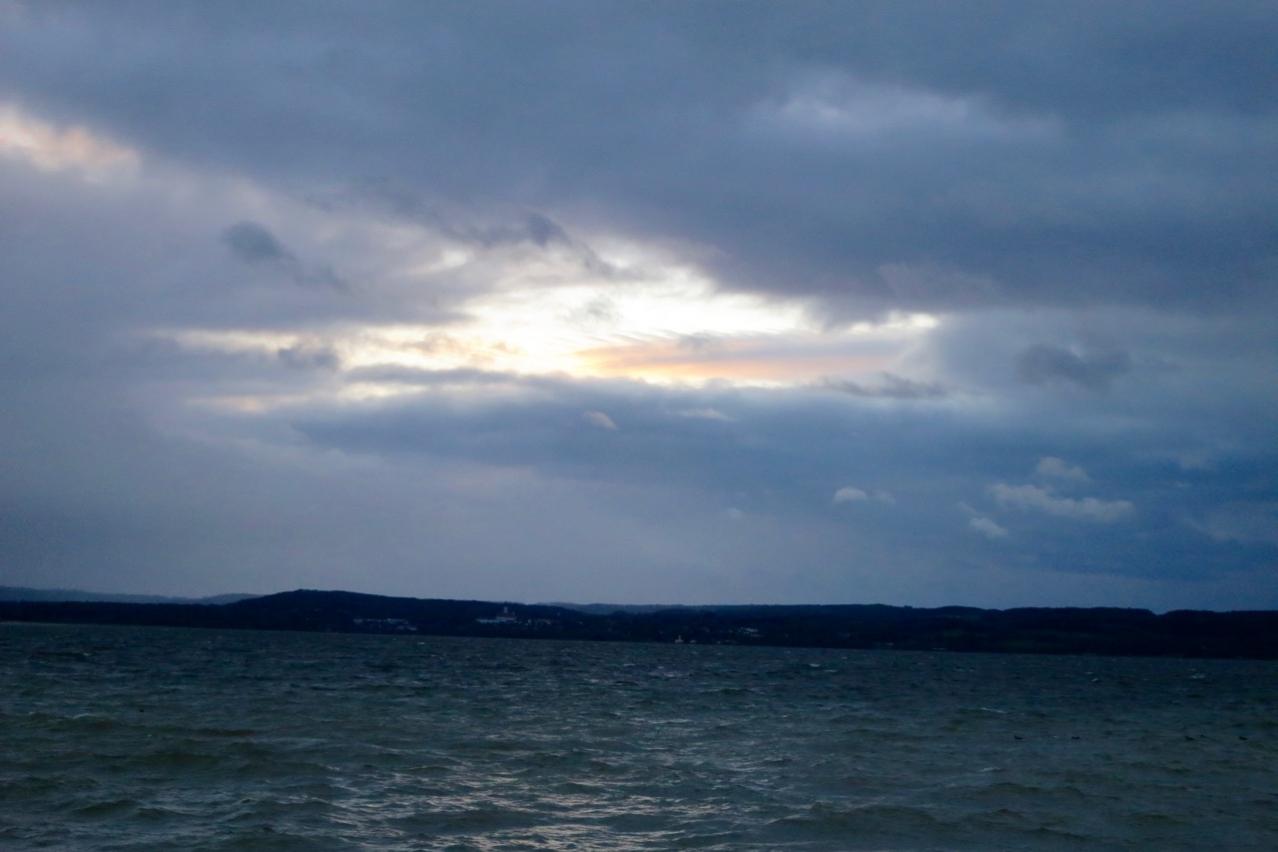 Das Meer …