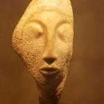Christas Skulptur
