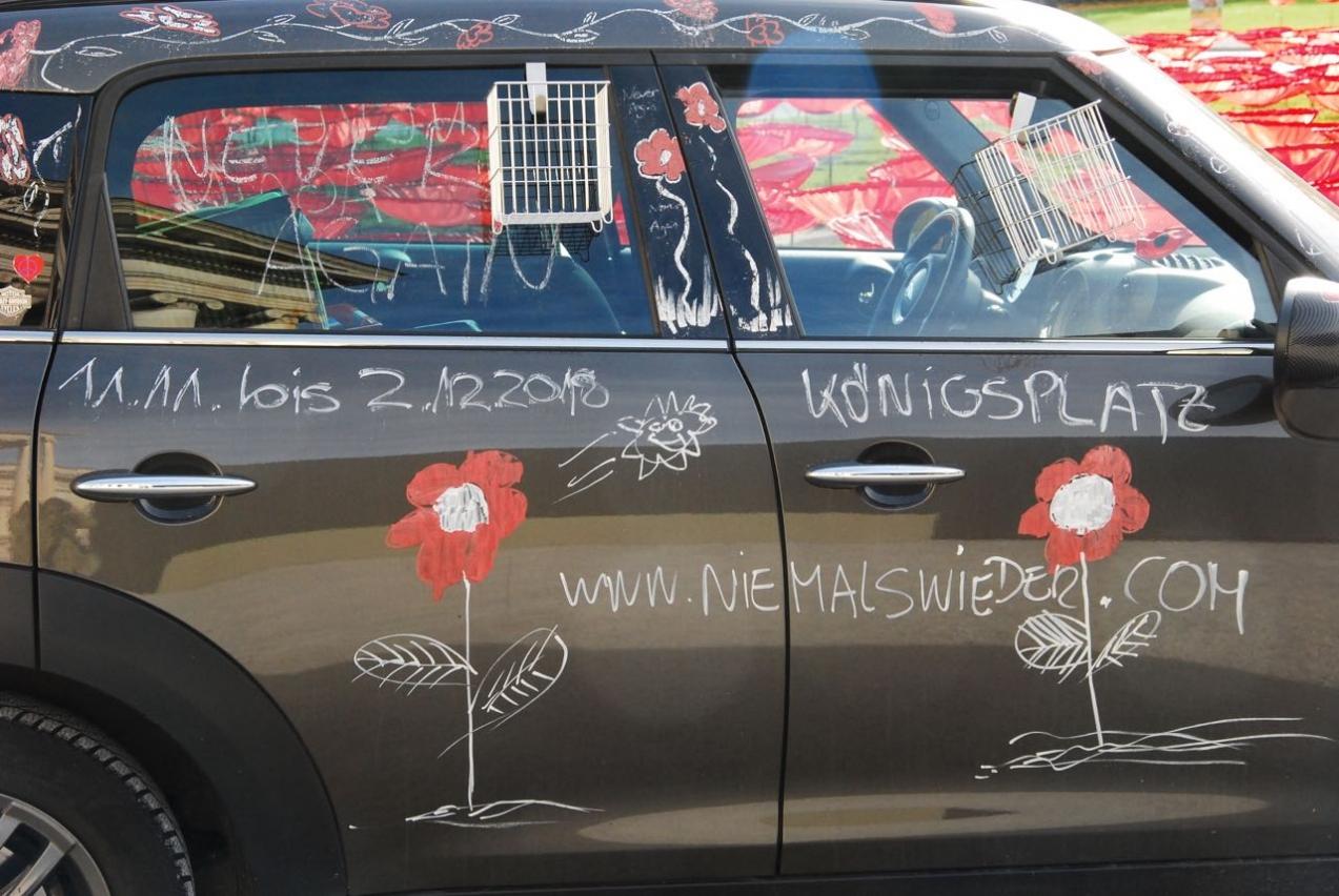 Der Poppy-Wagen