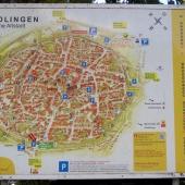 Kreisrunde Altstadt