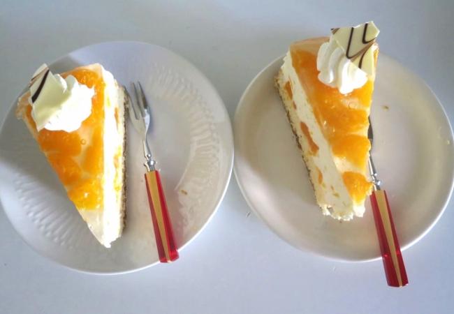 Kuchen geht immer