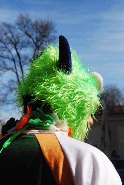 Grüner Wikinger …