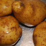 Mehlige Kartoffeln müssen's sein
