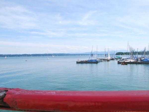 See-Blick vom Schiff