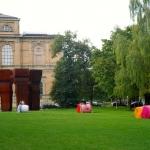 Herbst im Kunstareal