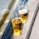 Einsame Biere