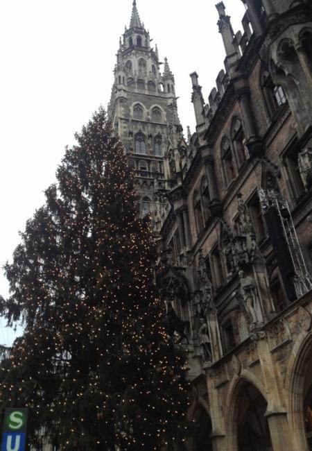 Weihnachtsbaum …