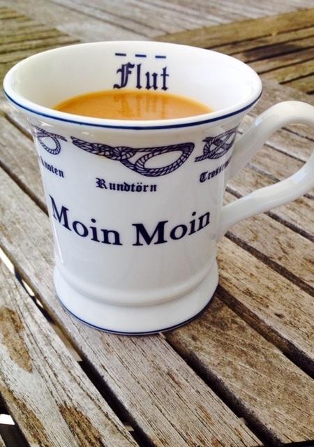 Kaffeeflut …